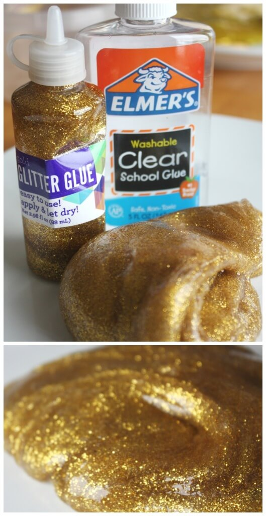 gold slime recipe supplies