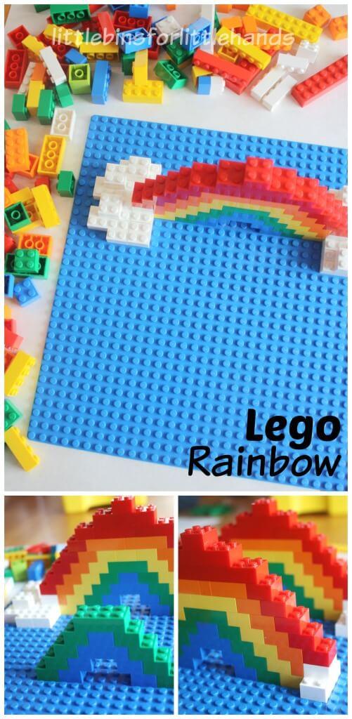 Leg Rainbow Challenge