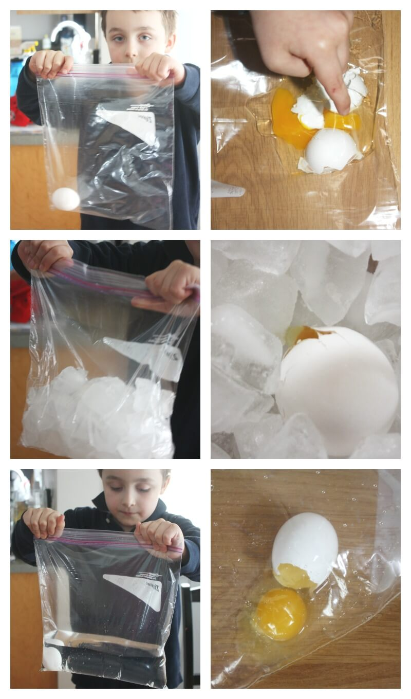 egg drop activity and classic stem challenge for kids