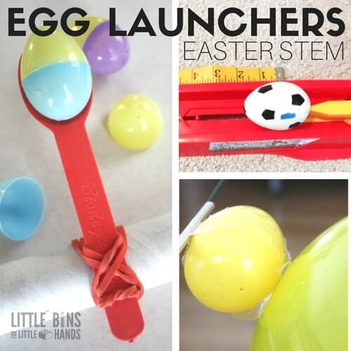 Egg Launcher Ideas