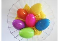 Texture Eggs Easter Basket Idea
