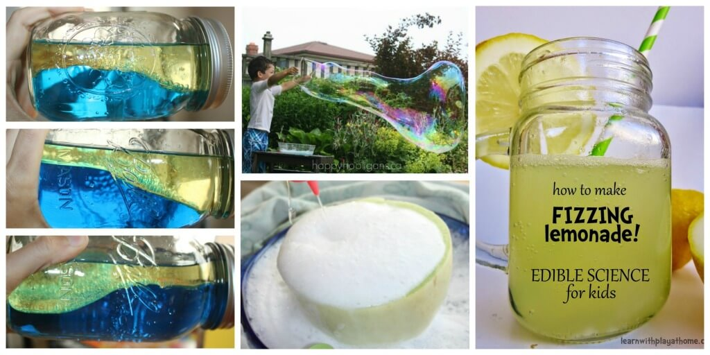 25 Awesome Summer Science Experiments