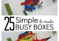 25 Busy Boxes Simple Busy Bags Low Prep Ideas Busy Box
