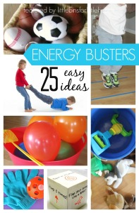25 Energy Busters Indoor Gross Motor Play Ideas