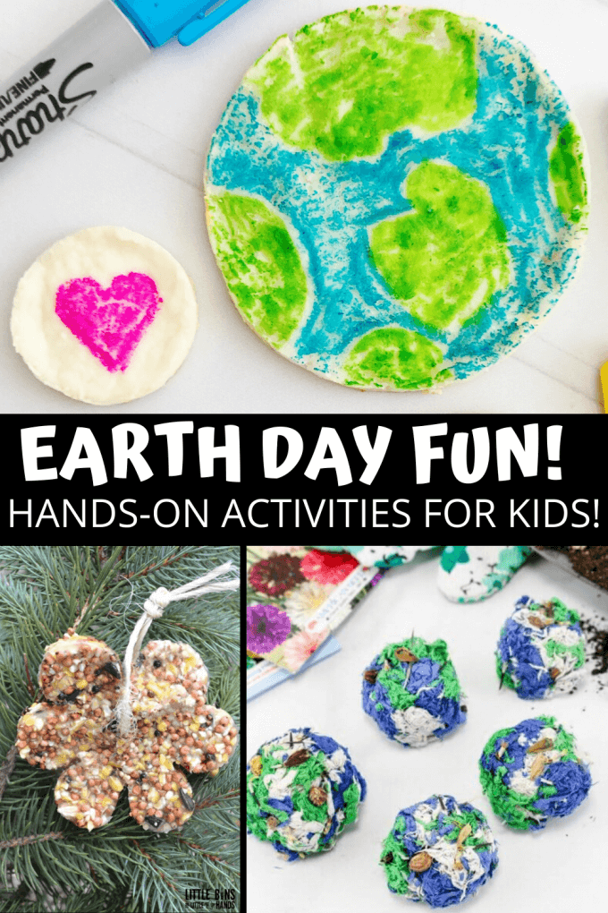 Hands on Earth Day Activities for kids