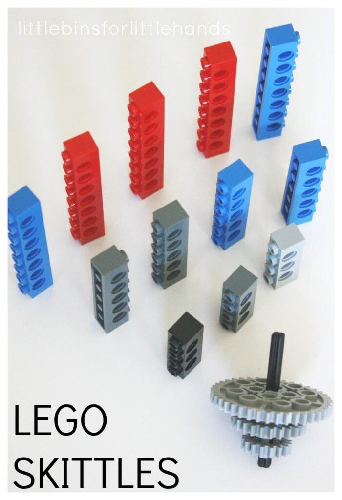 Lego Skittles Game