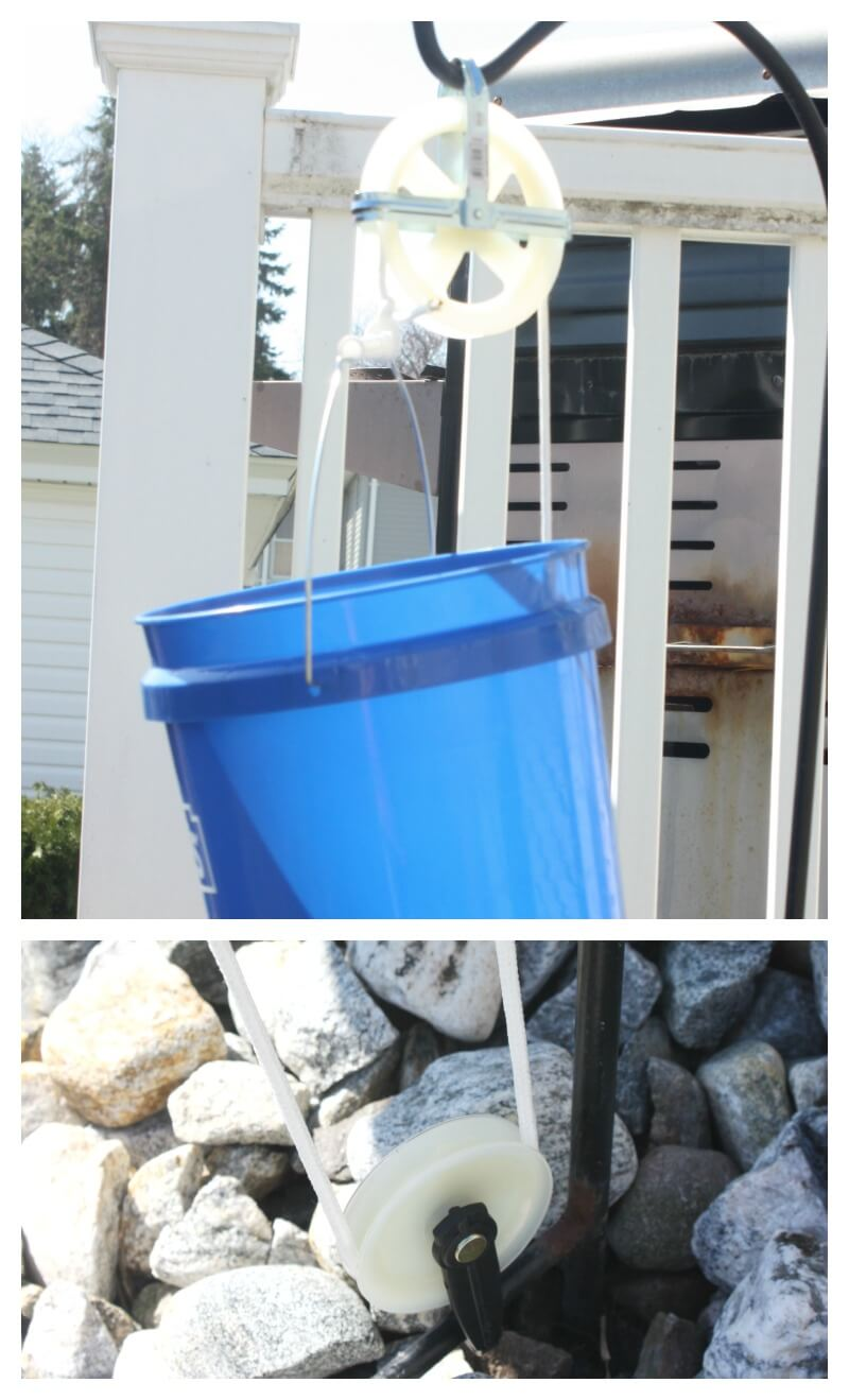 Homemade Pulley System For Kids Little Bins For Little Hands