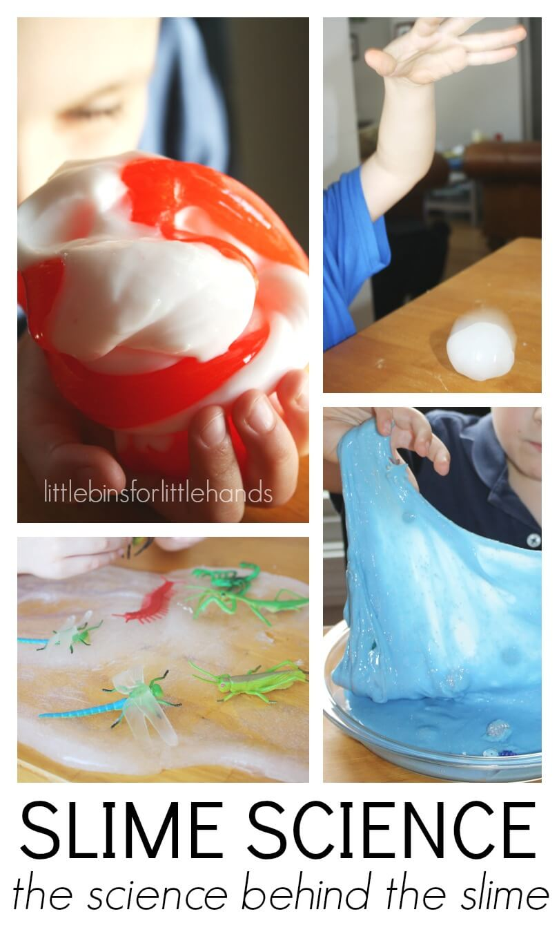 The basic slime science every kid needs to know for making awesome homemade slime recipes