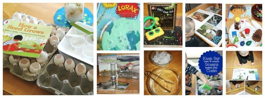 30 Book Activities Science Theme Book Play Preschool