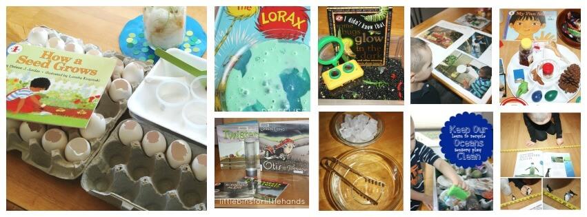 30 Book Activities Science Theme Book Play Preschool