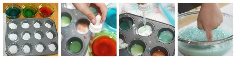 Baking Soda Experiments Vinegar