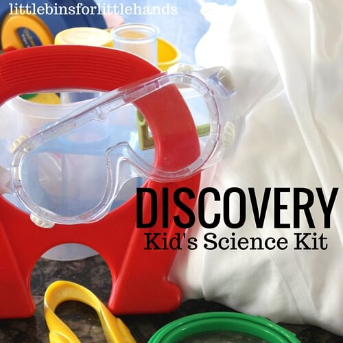 Kids Science Discovery Kit Gift