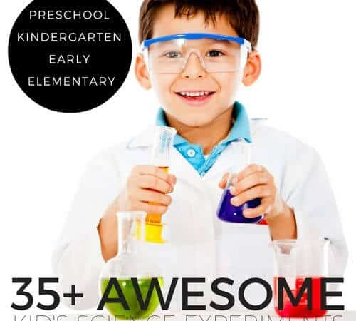 30 Preschool Science Experiments And Activities For The Young Scientist