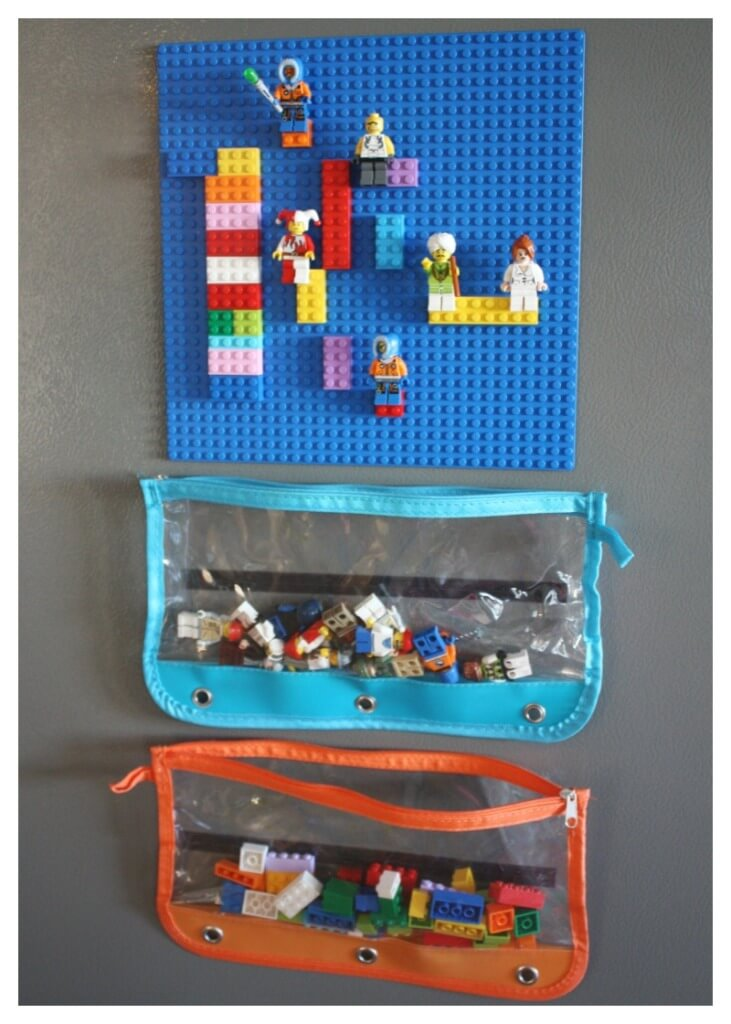 Lego Board Magnet Board for Fridge