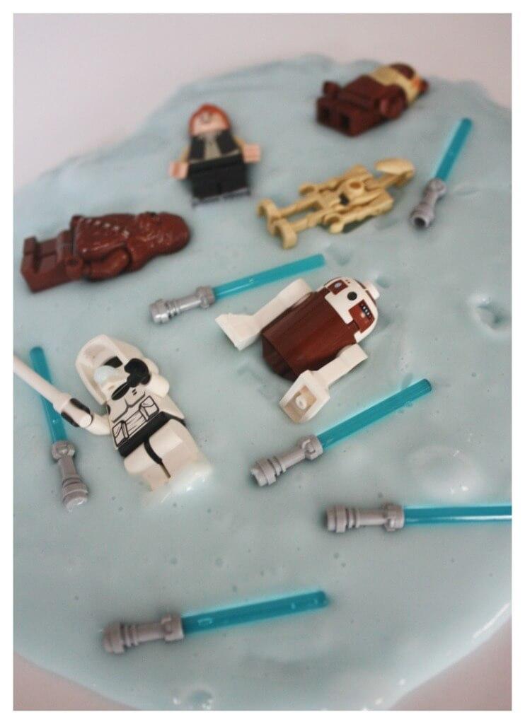 Lego Star Wars Slime