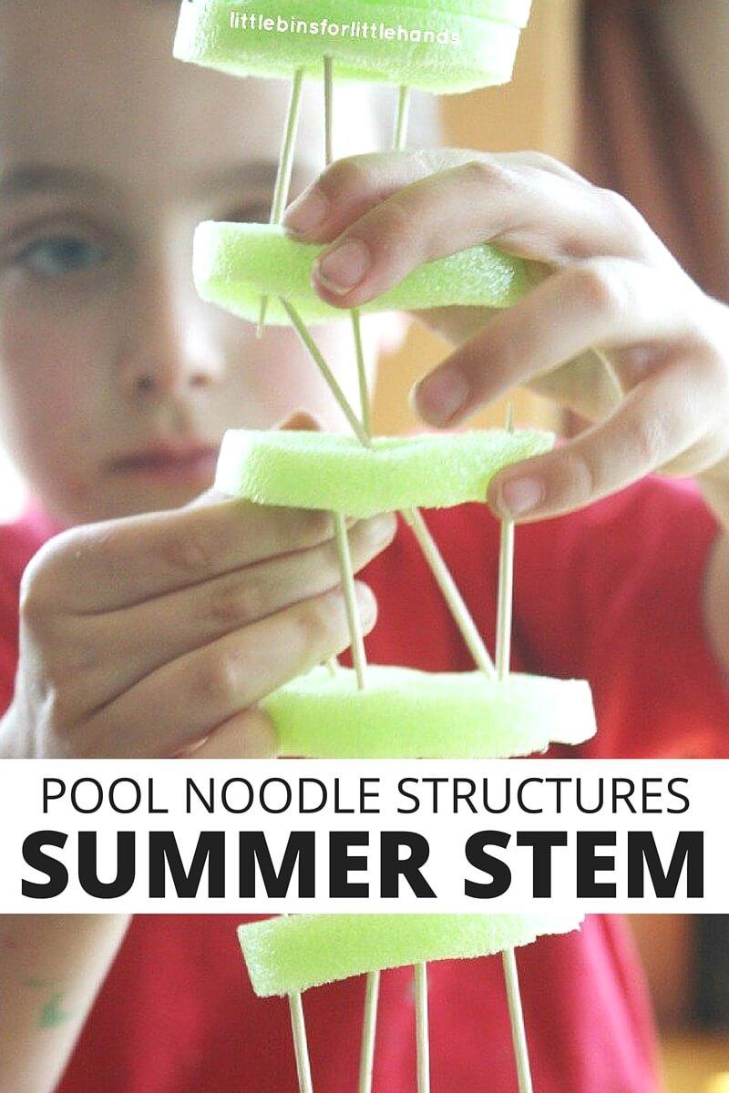 Pool Noodle Ideas Halloween