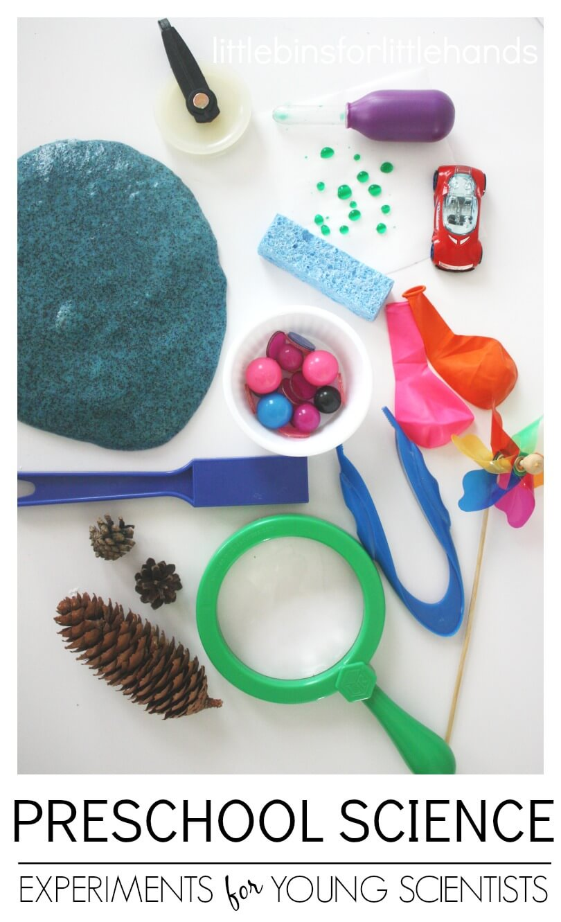 Water Beads Science Sensory Play with Water Beads Bin