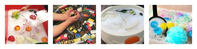 washing sensory play ideas for washing stations