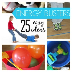 25 Energy Busters