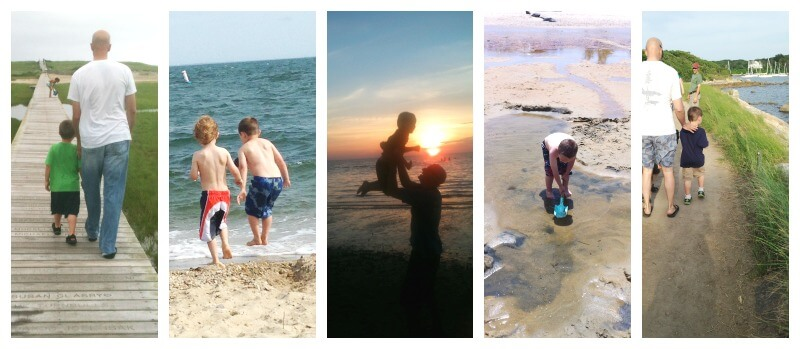 Beach Vacation Filled With Playful Learning Opportunities