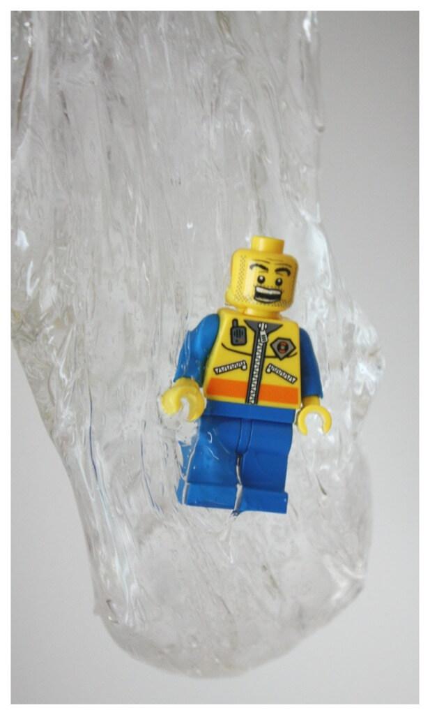 Borax Slime Clear Glue Lego Slime