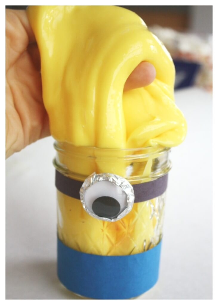Despicable Me Minion Slime Play