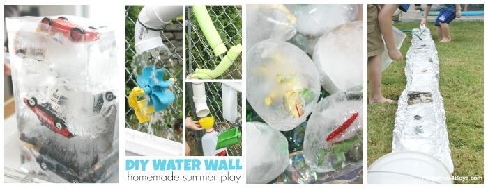 Science Camp Water Activities