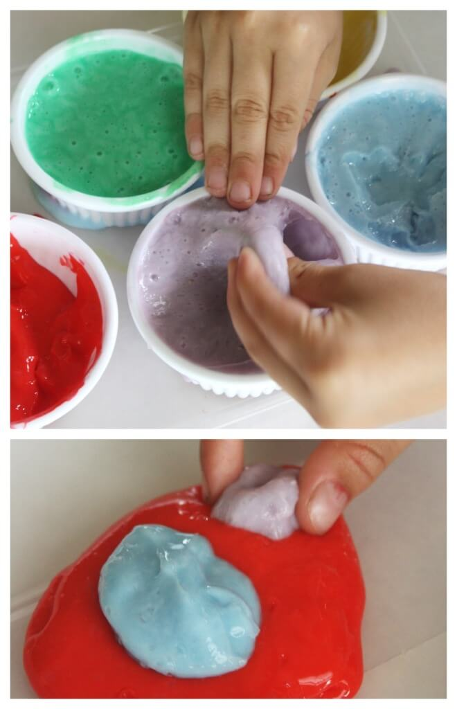 Exploring Emotions with Sensory Play Inside Out Movie