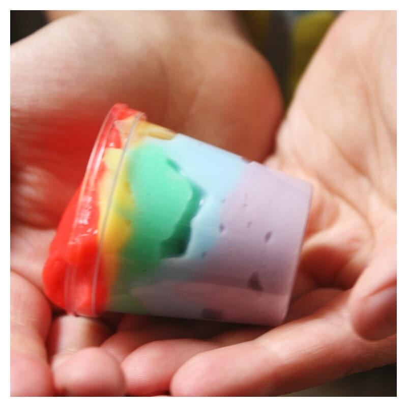 Feelings Activity for Kids With Slime