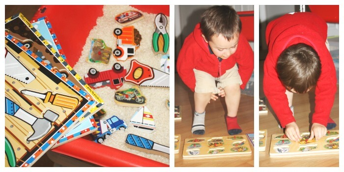 Puzzle Play Activities Mixed Up Puzzle Sensory Bin Search