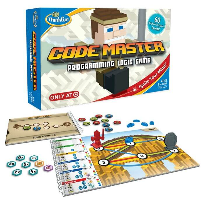 Code Master Game for Kids Coding for Kids Game Review