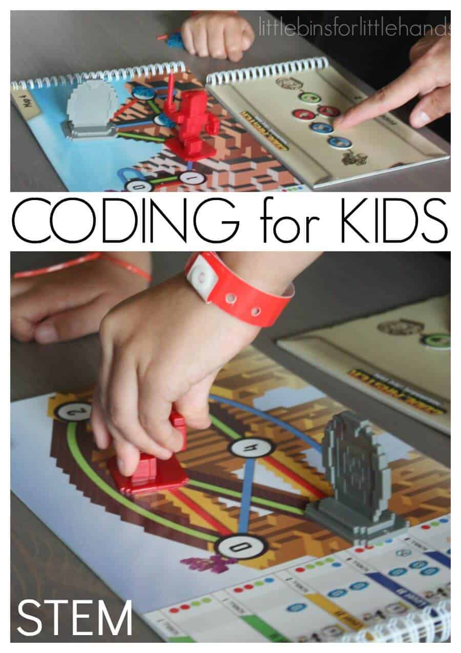 Coding Game For Kids Code Master Think Fun Review