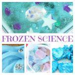 Frozen Activities Frozen Science