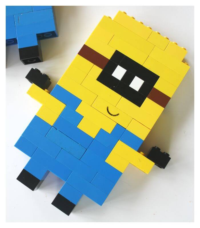 LEGO Minion Kevin Building Activity