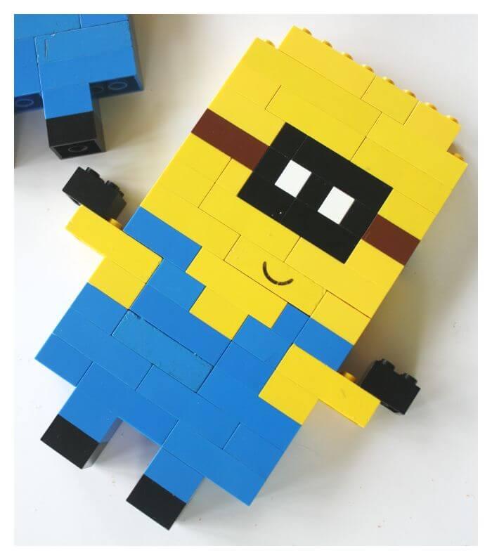 LEGO Minion Kevin Building Activity