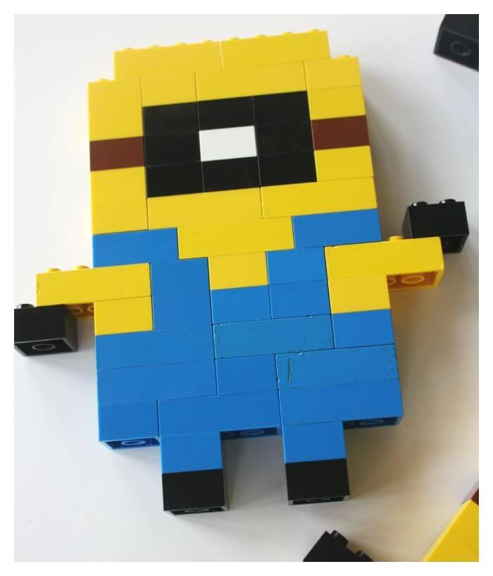LEGO Minion Stuart