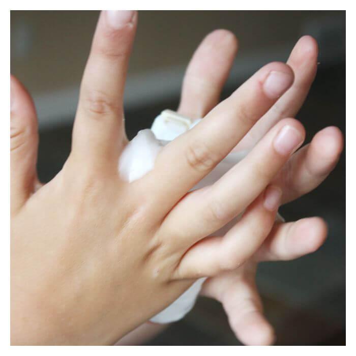 Sensory Slime Hand Exercise for Fine Motor Skills