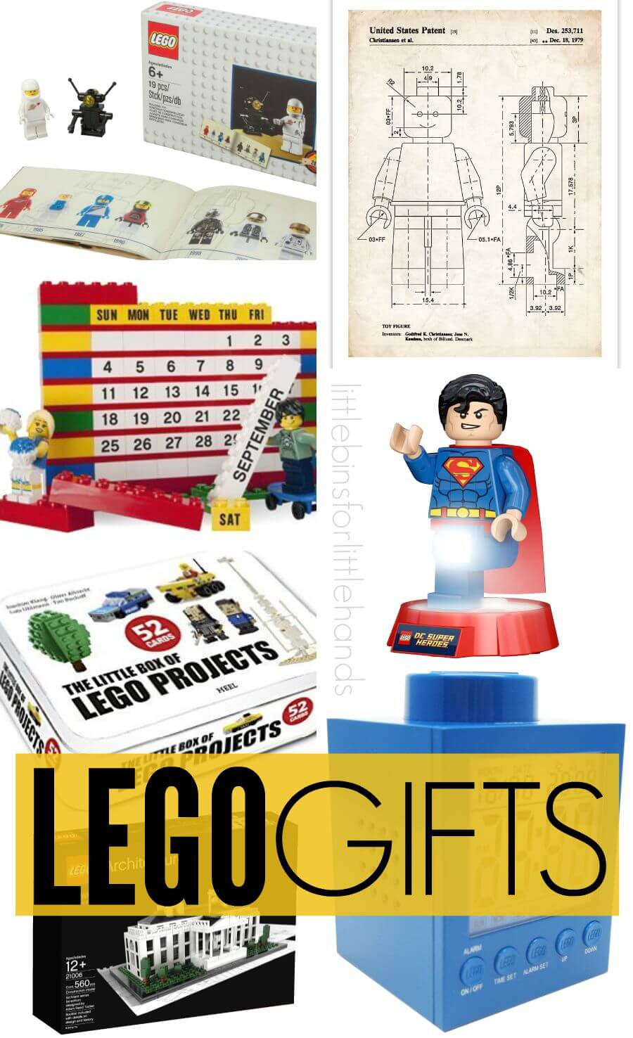 Fun LEGO Gifts for All Ages Kids Teens Adults Unique LEGO presents guide