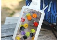 LEGO Hand Sanitizer Mini Travel Backpack Clip on Bottle