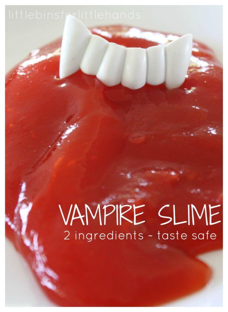Metamucil Slime Fiber Slime Vampire slime Blood Slime Taste Safe