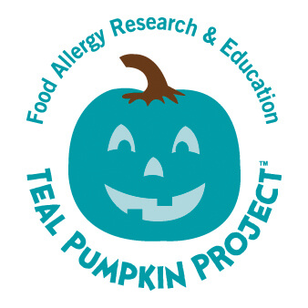 Will you have a teal pumpkin and non candy treats this Halloween?