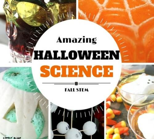 Halloween Science Experiments and Activities