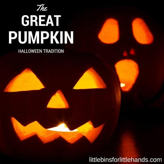 Will the Great Pumpkin be visiting your house?