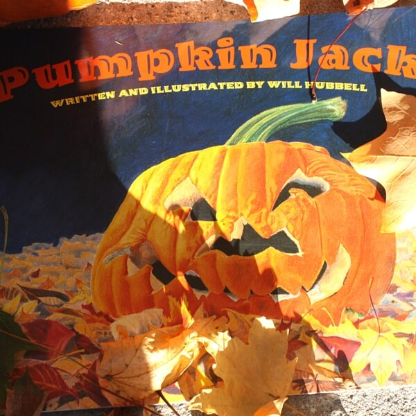 Pumpkin Jack Book