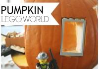 Pumpkin LEGO World Fall STEM