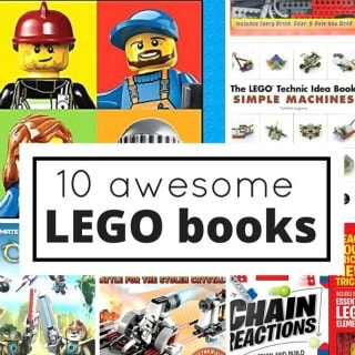10 Best LEGO Books and Guides for Kids of All Ages
