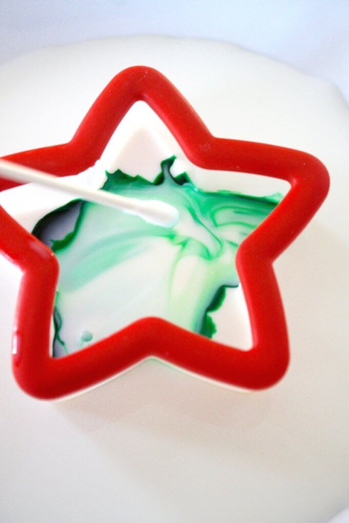 Christmas Magic Milk for Santa Science