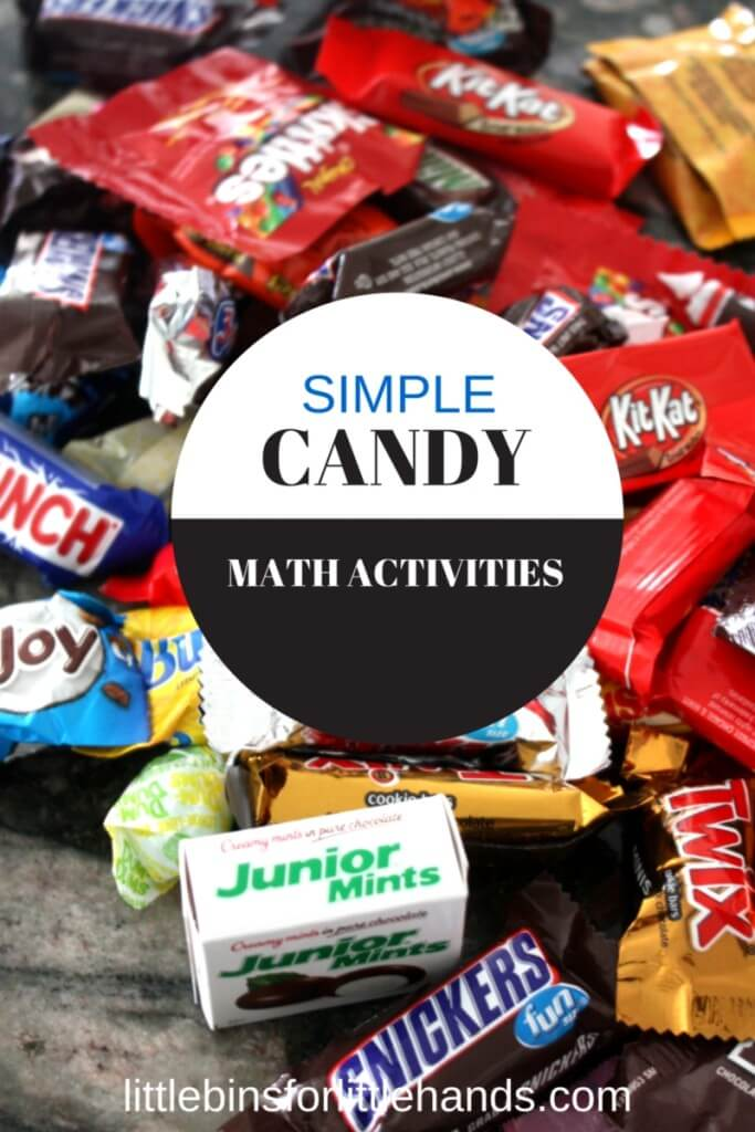 Candy math Activities for Kids