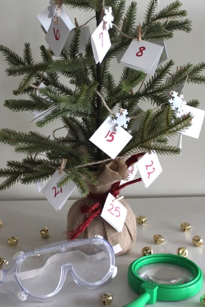 Christmas STEM Countdown Advent Calendar