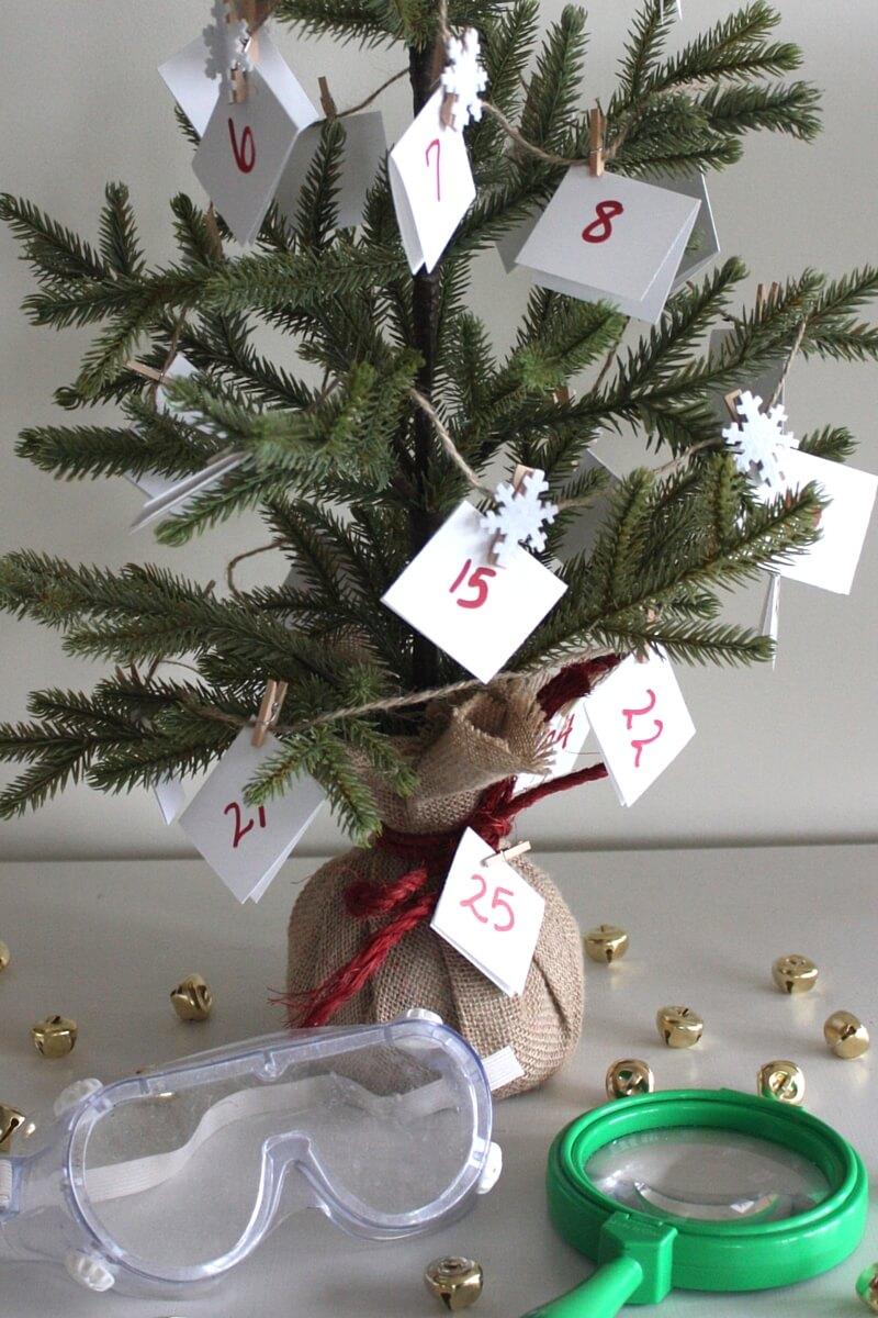 14 advent calendar ideas for busy families